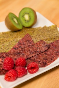 Blythe's Kiwi and Raspberry Chia Fruit Leathers